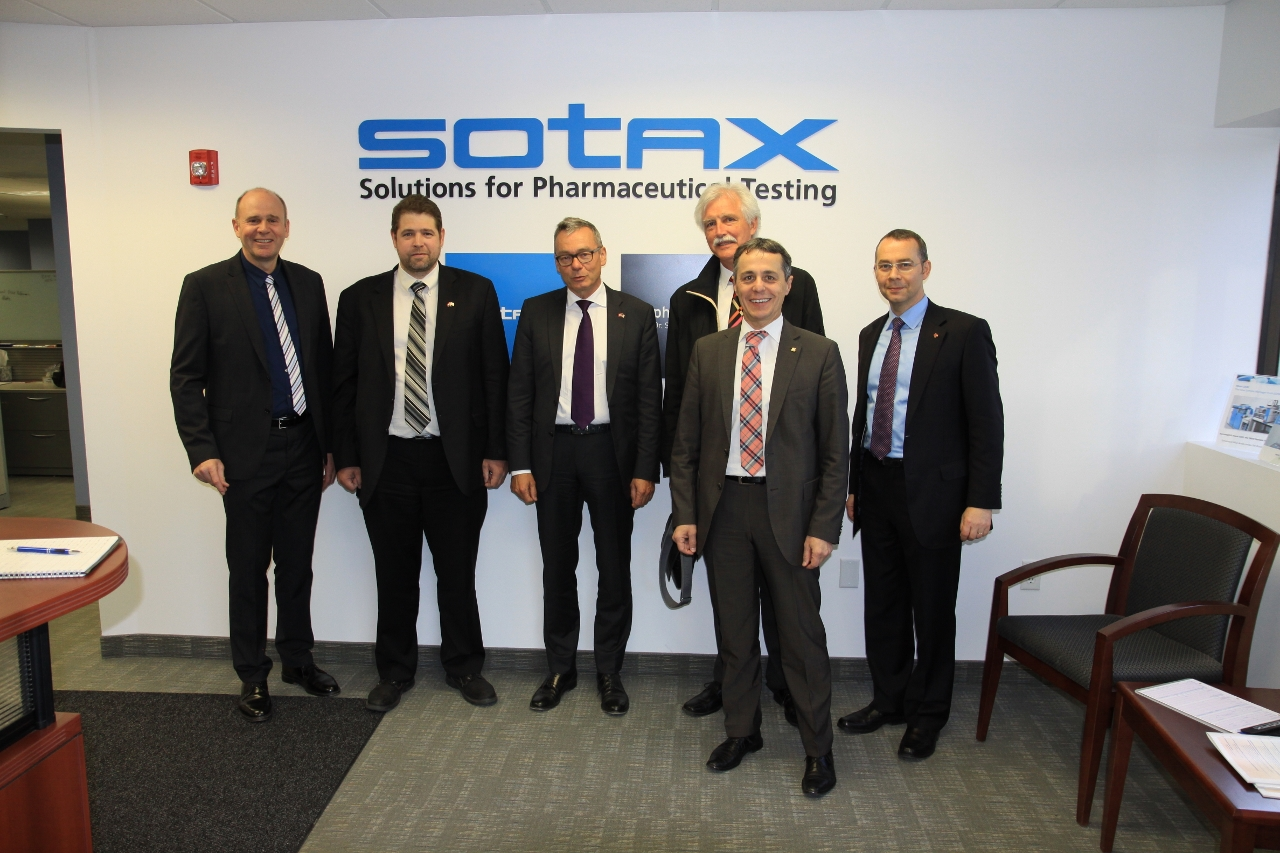Sotax Boston